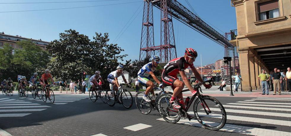 La etapa de Oiz de la Vuelta 2018 partirá desde Getxo