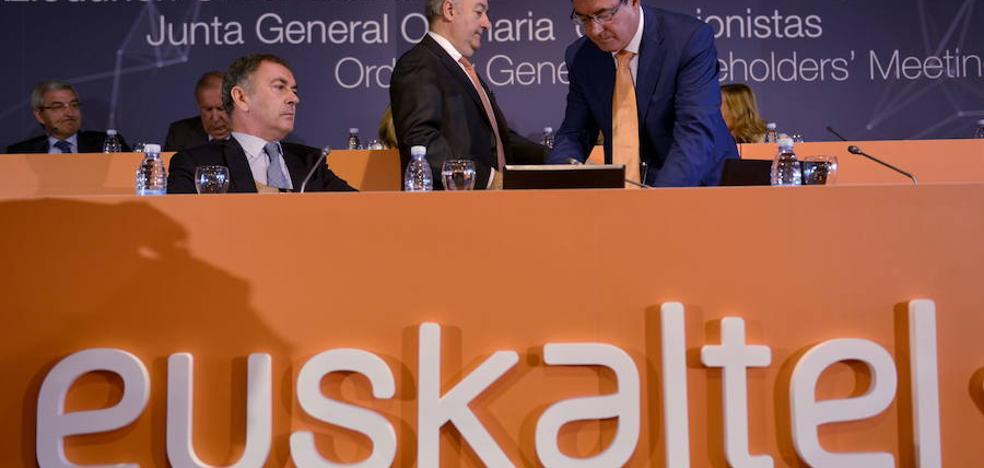 Euskaltel obtiene un beneficio de 49,7 millones de euros, un 10,7% más, en los primeros nueve meses del año
