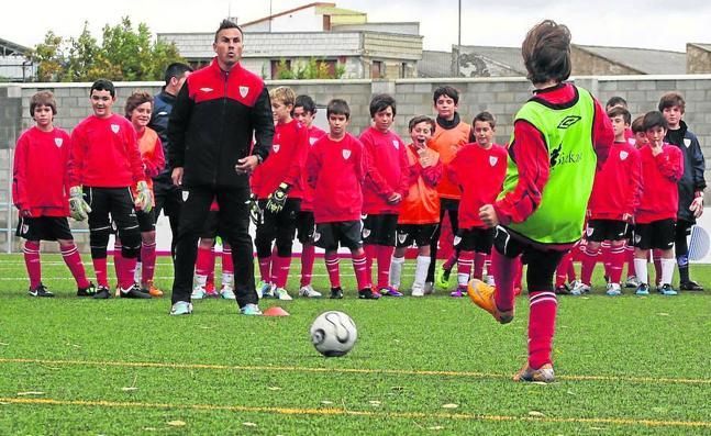El Athletic mantiene el veto a niños riojanos en su cantera