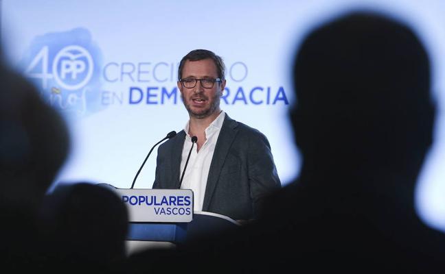 Maroto: «Las urnas el 21 de diciembre devolverán la legalidad a Cataluña»