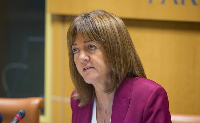 Mendia pide no usar Cataluña como excusa para no aprobar las cuentas vascas