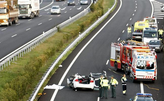Las víctimas de tráfico superan los 1.000 fallecidos y este octubre es el peor desde 2010