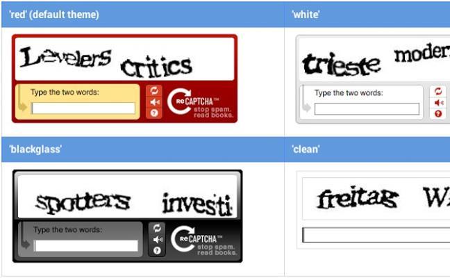 La inteligencia artificial ya es capaz de engañar a las reCAPTCHA