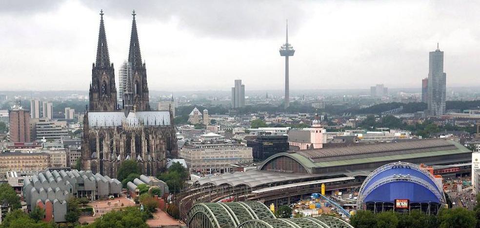 Volamos desde Foronda: Colonia, el espíritu mediterráneo de Alemania