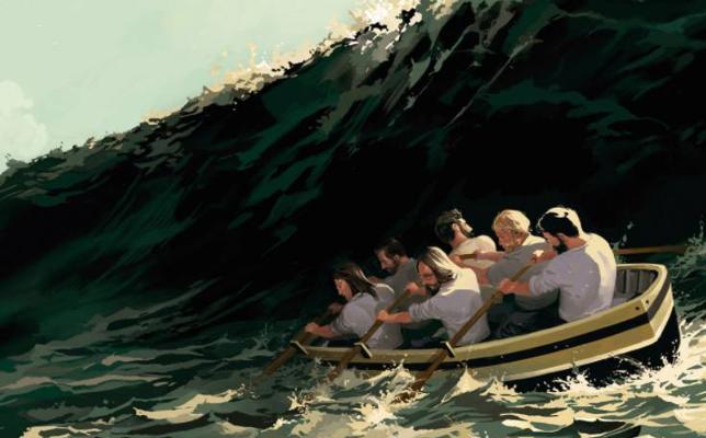 Templeton vuelve con 'Una mar enorme'