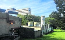 Una central de biomasa producirá energía en el hospital de Galdakao