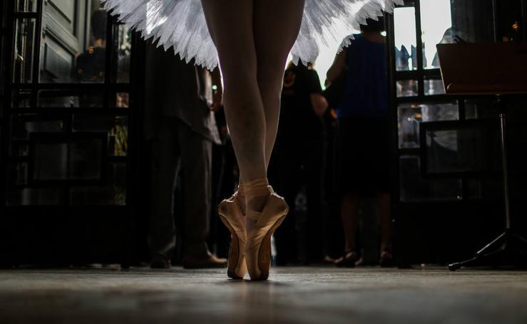 Bailar como protesta