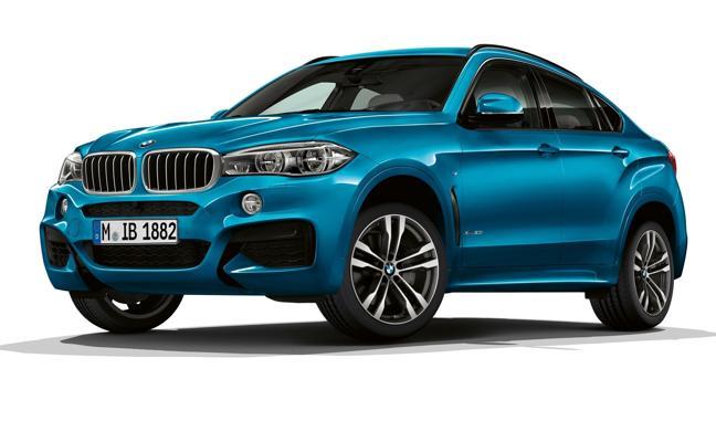 BMW X6 M Sport Edition, poder germánico