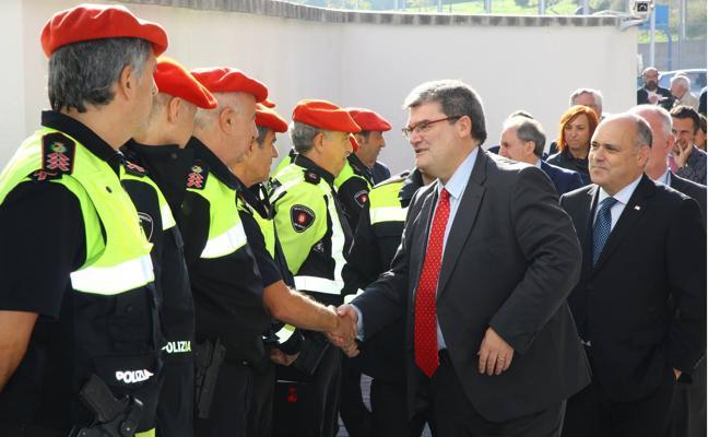 La nueva comisaría de Basurto permitirá interponer denuncias por videoconferencia