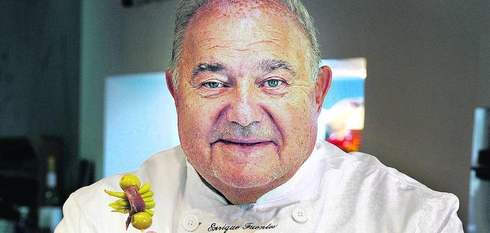 Enrique Fuentes «A la hora de comer no existen las modas, solo el buen gusto»