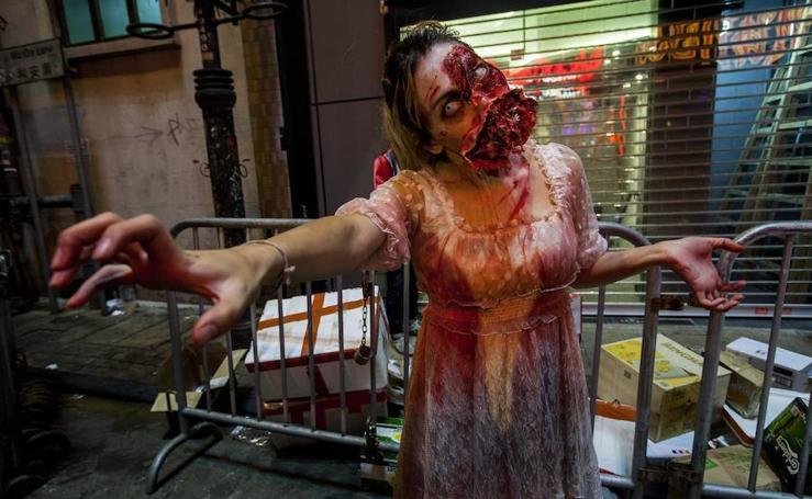 Halloween, una noche de terror mundial