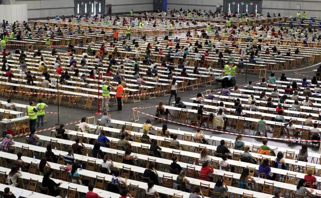 3.004 empleados de Osakidetza tendrán opción a cambiar de lugar de trabajo