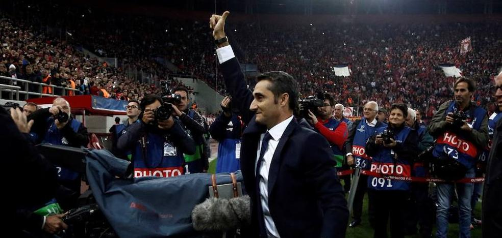 Valverde: «Hemos hecho un gran esfuerzo pero nos faltó definir bien»
