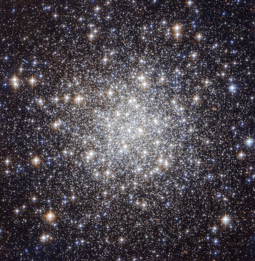 El universo según el telescopio 'Hubble'