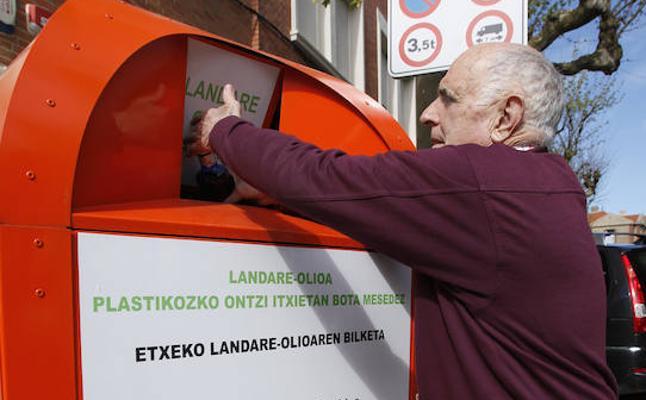 Bermeo incrementará un 21% la tasa de basuras para implantar el quinto contenedor
