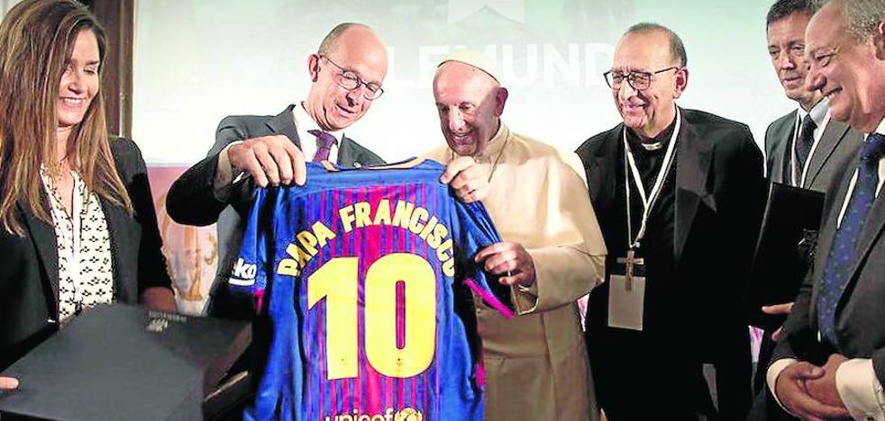 El Vaticano empuja en contra del independentismo catalán