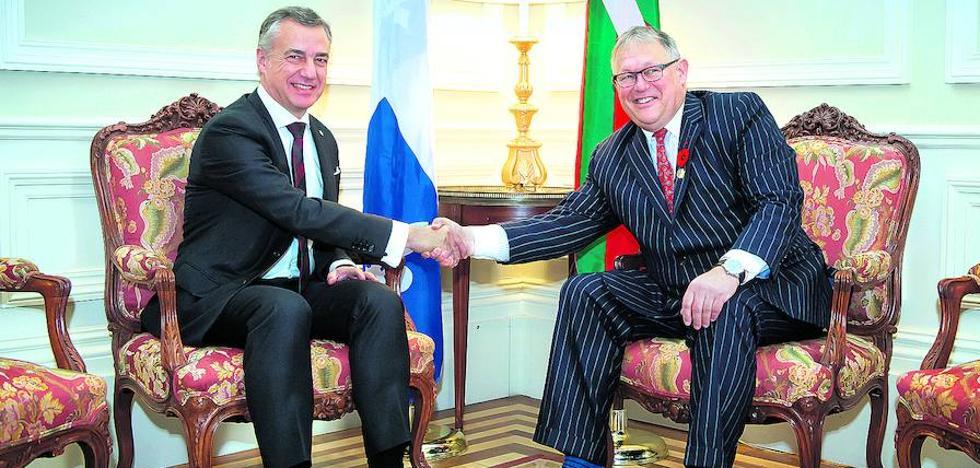 Urkullu insta a «ensanchar» la ley para satisfacer las aspiraciones soberanistas