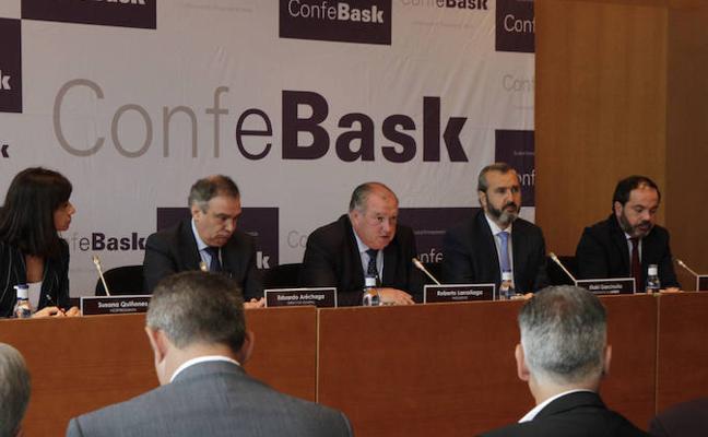 La patronal vasca dice que la nueva reforma fiscal «desincentivará la inversión»