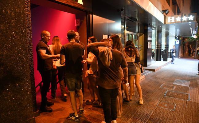 La discoteca Moma reabre esta noche sus puertas tras permanecer cerrada un mes