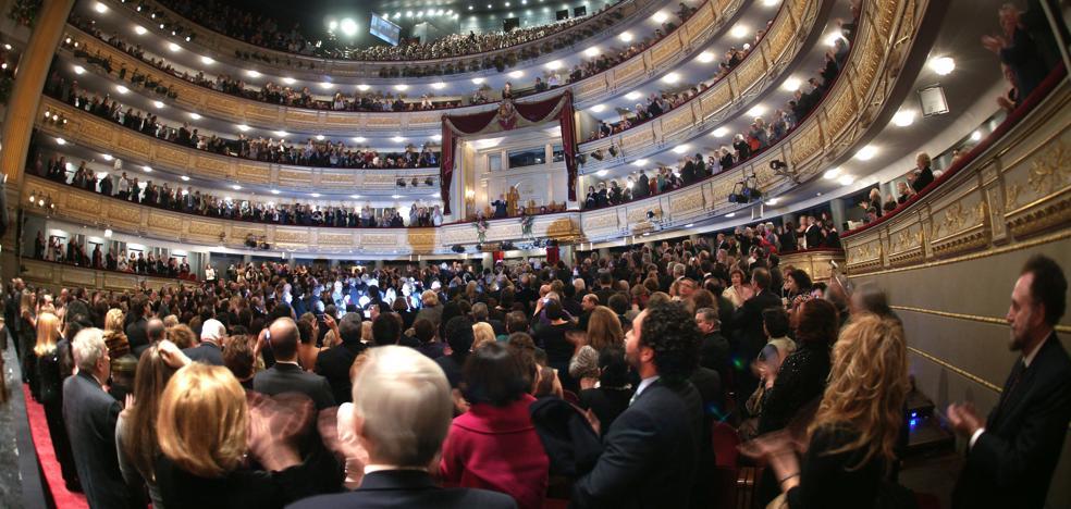 El Teatro Real celebra dos décadas de éxito
