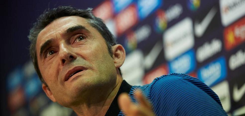 Valverde: «Somos optimistas con Andrés y confiamos en que pueda jugar»