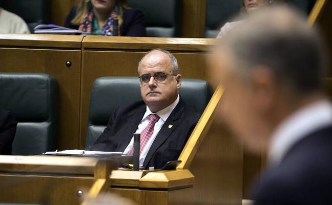 Egibar asegura que «no hay ninguna posibilidad» de que el PNV apoye los Presupuestos de Rajoy