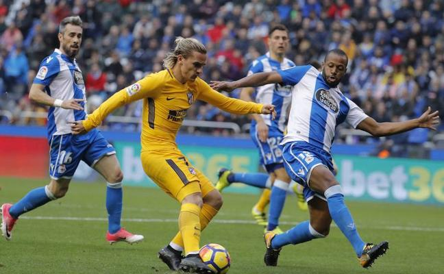 El hermano de Griezmann critica el juego del Atlético