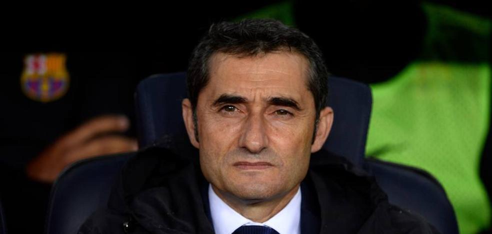 Valverde: «Esperamos que le sirva para tener esa confianza que necesitan los goleadores»