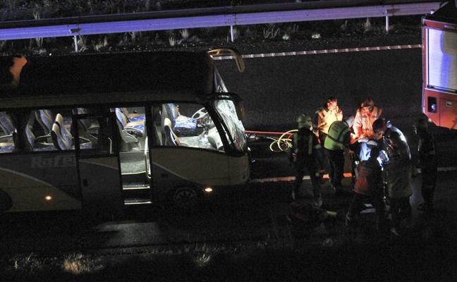 Cinco personas fallecen en las carreteras españolas durante el fin de semana