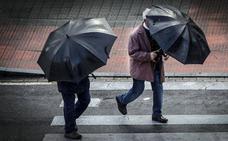 Lluvia y bajada de temperaturas para toda la semana