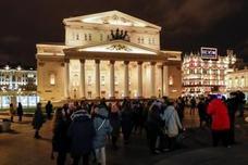 Evacuados el Bolshói, un hotel y dos centros comerciales por falsos avisos de bomba en Moscú