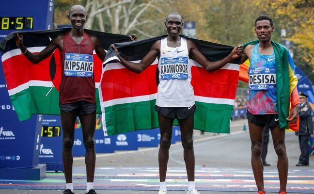 Kamworor, el protegido de Kipchoge que dominará el maratón la próxima década