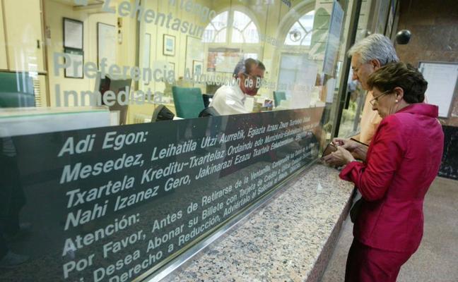 El Gobierno vasco destinará un 4,1% menos a la euskaldunización de los funcionarios