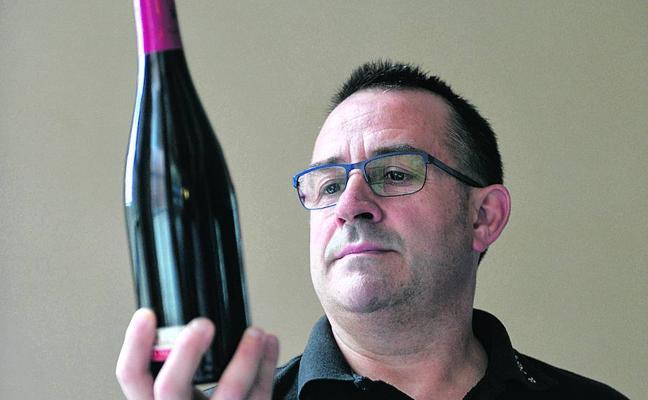 José María Aguirre: «Hay vinos que se hacen bien, pero no sientan bien»