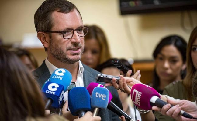 Maroto pide apoyo a Sánchez para aprobar los Presupuestos y no depender del «chantaje» del PNV