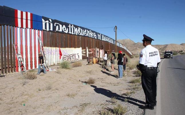 El muro de Trump es necesario: habla la patrulla fronteriza