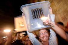 Podemos se desploma por su gestión de la crisis de Cataluña y Ciudadanos le pisa los talones