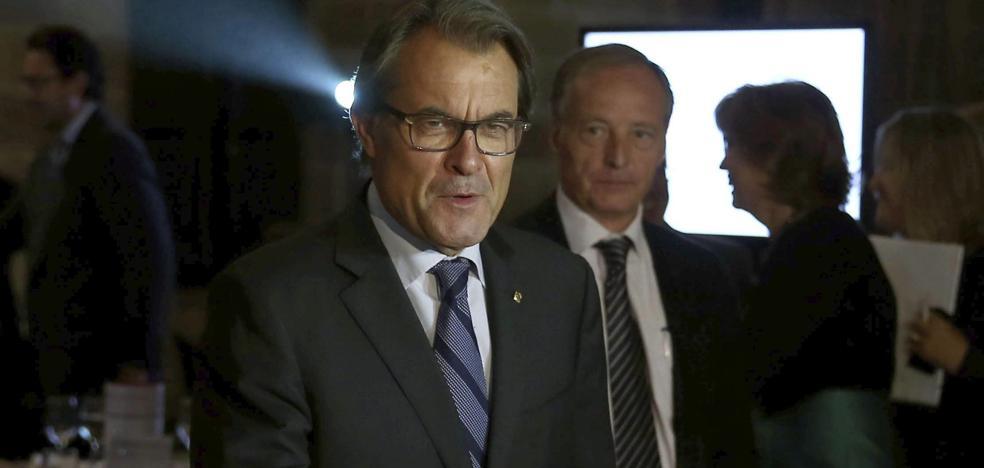 Artur Mas deposita otros 200.000 euros a la fianza impuesta por el Tribunal de Cuentas