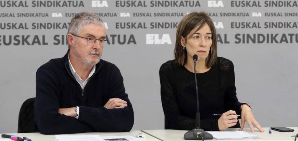 ELA advierte al PNV de que «no existe soberanía de la mano del PP y el PSOE, ni siquiera autogobierno»