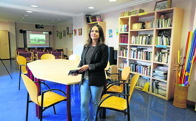 La residencia municipal de Getxo estrena un servicio de atención diurna para 12 usuarios