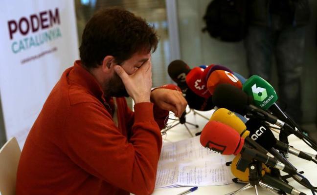Dimiten ocho miembros más de Podem tras «el menosprecio» de Iglesias a Fachin