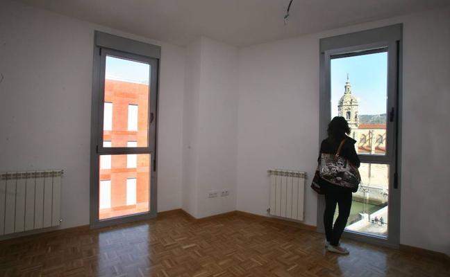 El Gobierno vasco pagará hasta 600 euros al mes por los pisos destinados al alquiler público