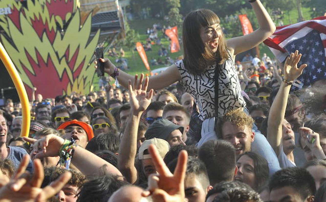 Tierra de festivales
