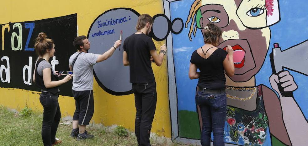 Arratia impulsa una decena de actividades para luchar contra la violencia machista