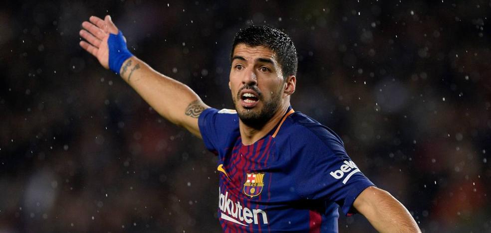 Luis Suárez: «A veces fallo pases por inercia de buscar a Messi y me caliento»