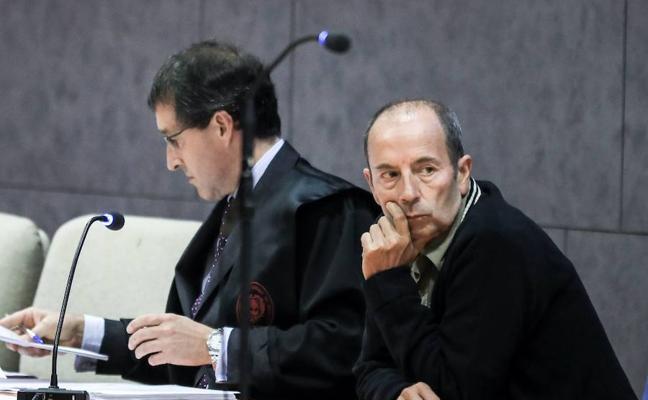 La fiscal mantiene la petición de 21 años de cárcel para el parricida de Portugalete