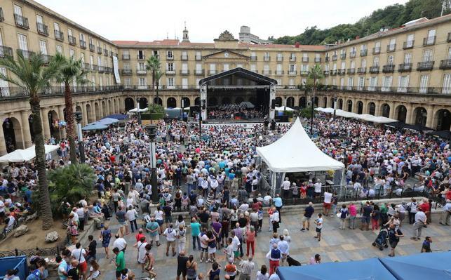 Bilbao lleva 8 años perdiendo población
