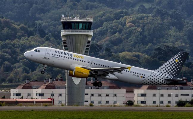 Vueling generará 40 nuevos empleos en Loiu al establecer un cuarto avión