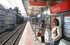 La estación de metro de Gobela cerrará de lunes a viernes por obras de mejora