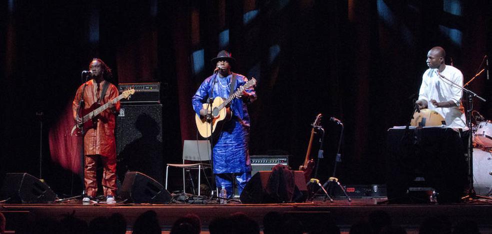 La África más ancestral suena en Bilbao